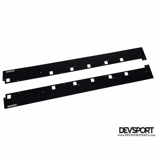 DevSport® Side Skirt Wind Splitters For 1994-2001 Acura