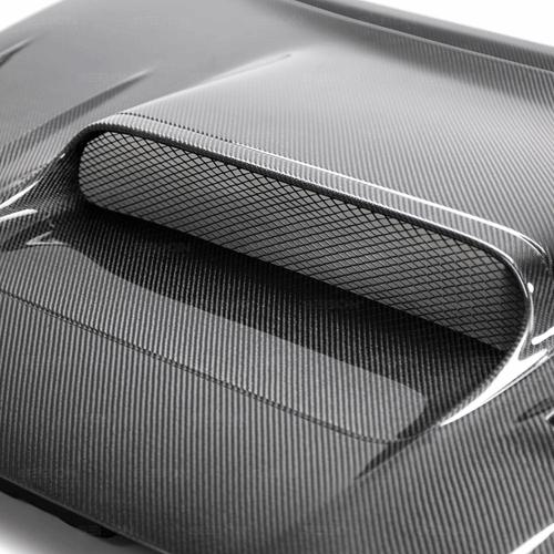 Seibon 15-19 Subaru Impreza WRX / STi VS-Style Carbon Fiber Hood -  HD15SBIMP-VS