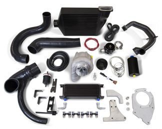Jeep Wrangler Supercharger tuner kit